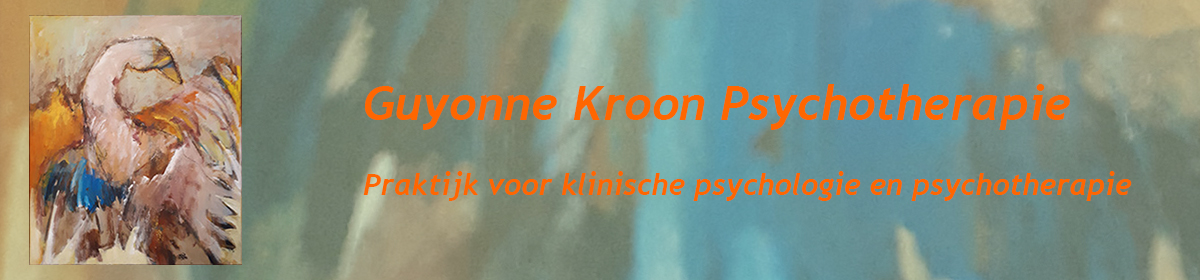 Guyonne Kroon Psychotherapie